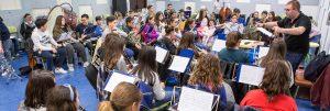 Banda Joven, Concierto de Santa Cecilia @ Auditorio de la Escuela de Música