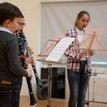 Audición de Guitarra, Fagot y Clarinete @ Aula Polivalente Escuela de Música