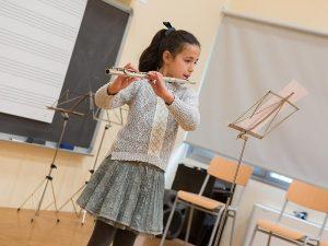 Audición de Flauta @ Aula Polivalente Escuela de Música | Almoradí | Comunidad Valenciana | España