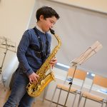 Audición de Saxofón @ Aula Polivalente Escuela de Música