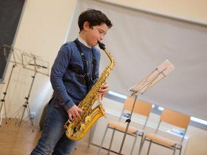 Audición de Saxofón @ Aula Polivalente Escuela de Música | Almoradí | Comunidad Valenciana | España