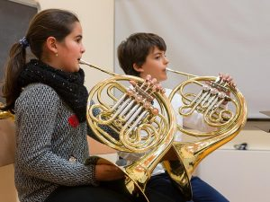 Audición de Alumnos de la Escuela de Música @ Aula Polivalente Escuela de Música
