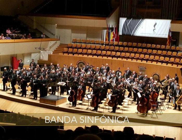 banda sinfonica de Almoradi