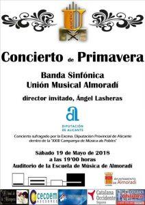 Concierto de Primavera @ Auditorio de la Escuela de Música