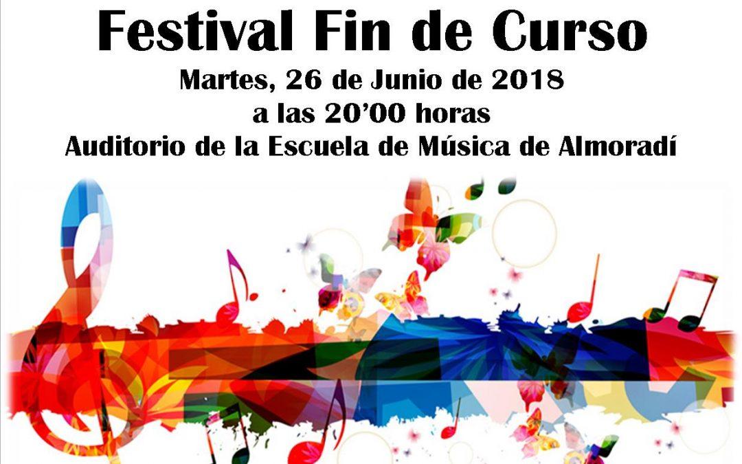 Audición-Festival Fín de Curso