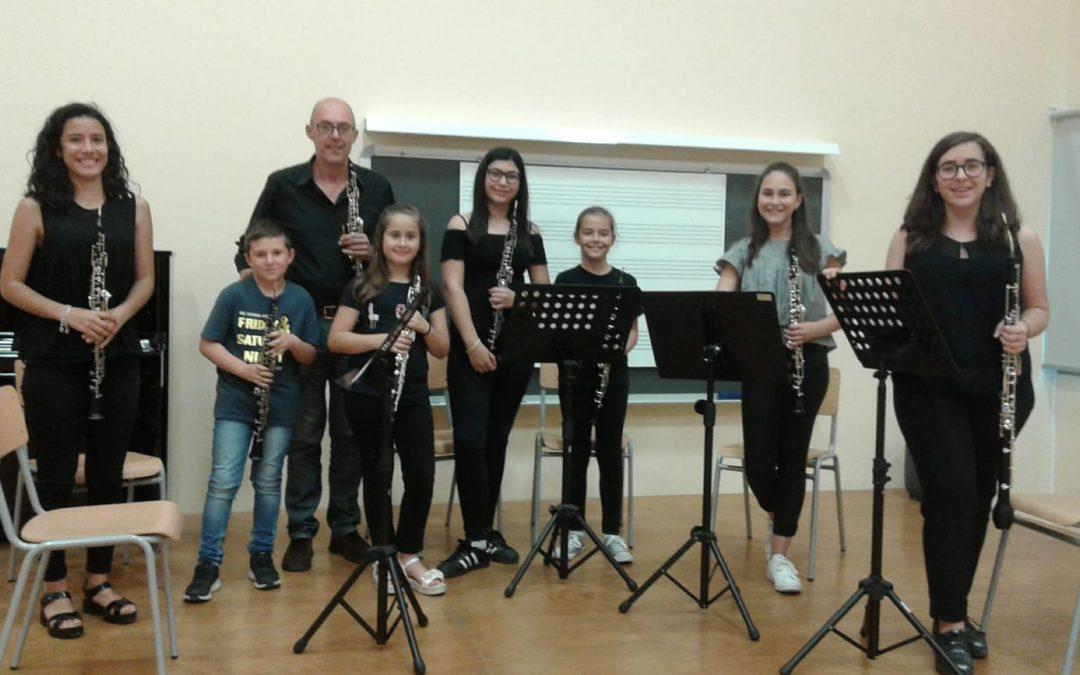 Audición de Oboe y Fagot