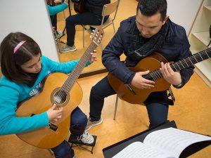 Audición de Guitarra @ Aula Polivalente Escuela de Música   Almoradí   Comunidad Valenciana   España