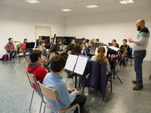 Audición de Conjunto Instrumental @ Aula Polivalente Escuela de Música | Almoradí | Comunidad Valenciana | España