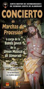 Concierto de Marchas de Procesión - Banda Joven @ Iglesia Parroquial San Andrés Apostol