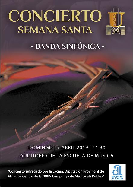 CONCIERTO DE SEMANA SANTA